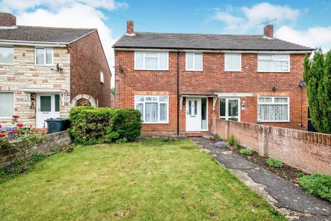 Thumbnail Semi-detached house for sale in Gosport, Hampshire, .