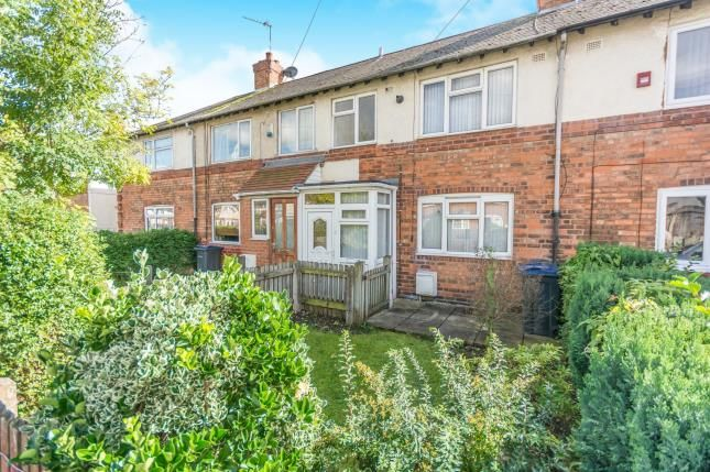 2 bed terraced house for sale in Dolphin Lane, Acocks Green, Birmingham, West Midlands