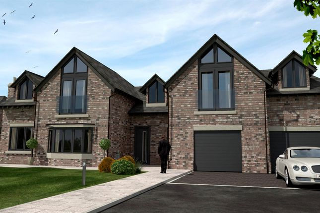 Thumbnail Detached house for sale in Beaudesert Cottage, Haven Pastures, Liveridge Hill, Henley In Arden, Warwickshire
