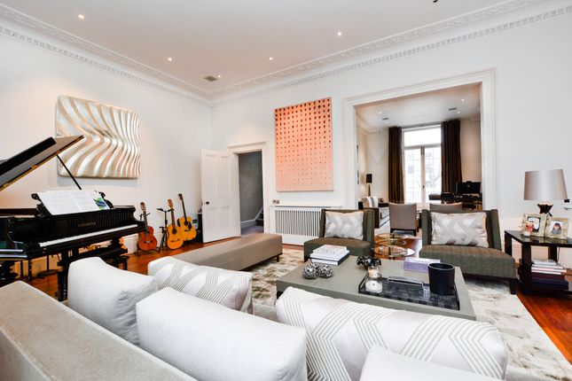Thumbnail Terraced house to rent in Hanover Terrace (Private Road), Regents Park, St. John's Wood