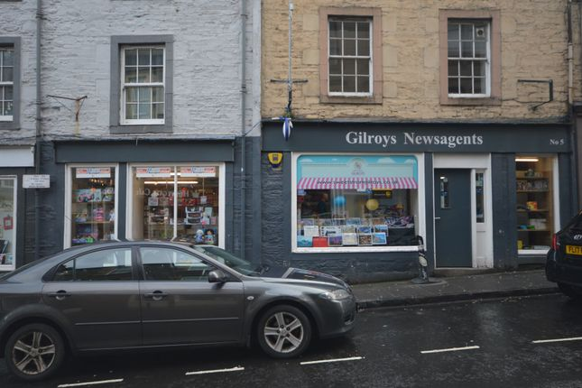 Thumbnail Retail premises for sale in Howegate, Hawick