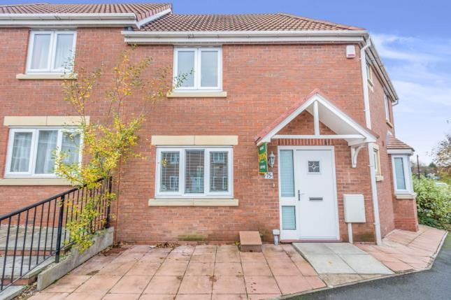 3 bed semi-detached house for sale in New Imperial Crescent, Birmingham, West Midlands