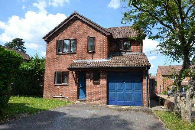 4 bed detached house for sale in Monument Chase, Whitehill GU35