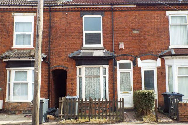 Front of Pershore Road, Stirchley, Birmingham B30