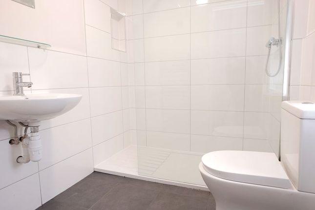 Shower Room of Hawkhurst Place, Hawkhurst Road, Brighton BN1