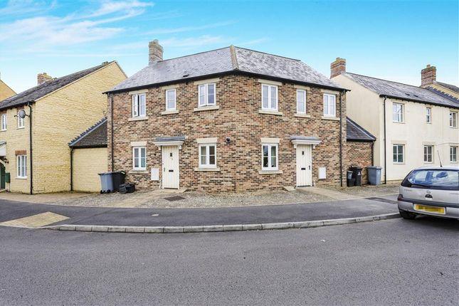 Thumbnail Maisonette to rent in Tamarisk Crescent, Carterton