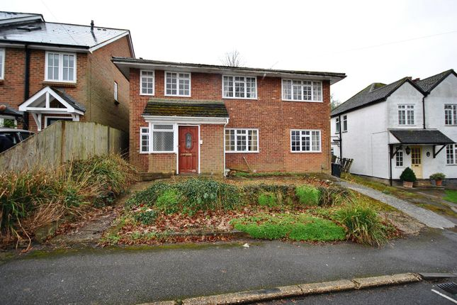 3 bed detached house for sale in Ashlyns Road, Berkhamsted