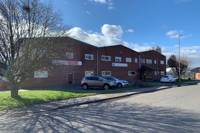 Thumbnail Industrial for sale in Great Northern Terrace, Lincoln
