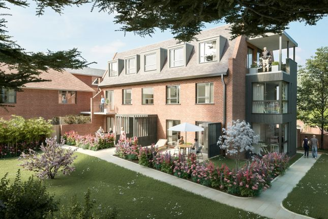 Thumbnail Flat for sale in Cedar Apartments, College Street, Petersfield