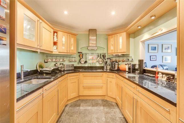 Kitchen Of Sherwood Court Chatfield Road London SW11