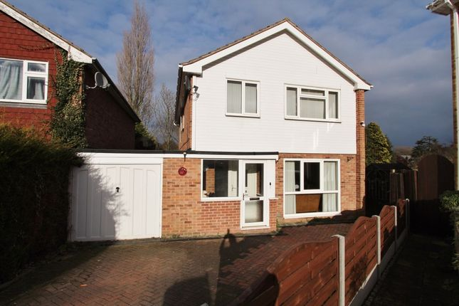 Thumbnail Detached house to rent in Appledore Avenue, Wollaton, Nottingham