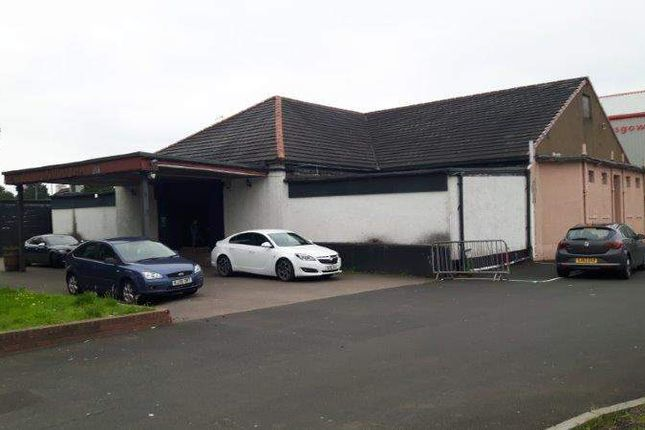 Thumbnail Commercial property for sale in Hawthorn Street, Glasgow