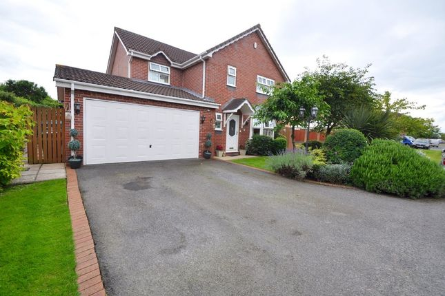 Thumbnail Detached house for sale in The Sandhills, Wirral