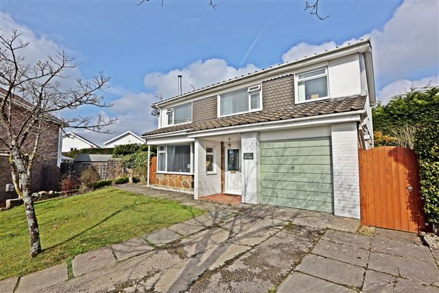 Thumbnail Detached house for sale in Maes Y Sarn, Pentyrch, Cardiff
