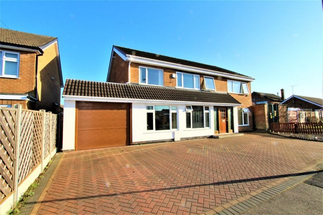 Thumbnail Detached house for sale in Humberston Road, Wollaton, Nottingham