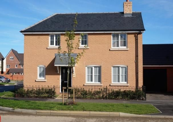 Thumbnail Detached house for sale in Paradise Orchard, Aylesbury, Bucks, England