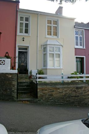Thumbnail Flat to rent in Trelawney Road, Falmouth