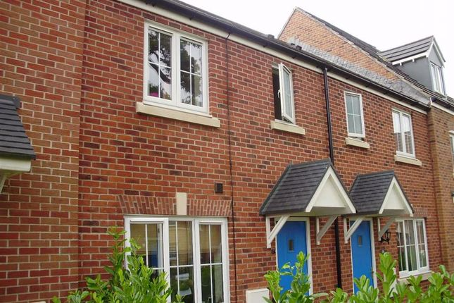 Thumbnail Terraced house to rent in Halton Way Kingsway, Quedgeley, Gloucester