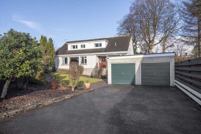 Thumbnail Detached house for sale in Kirkhill, Muckhart, Dollar