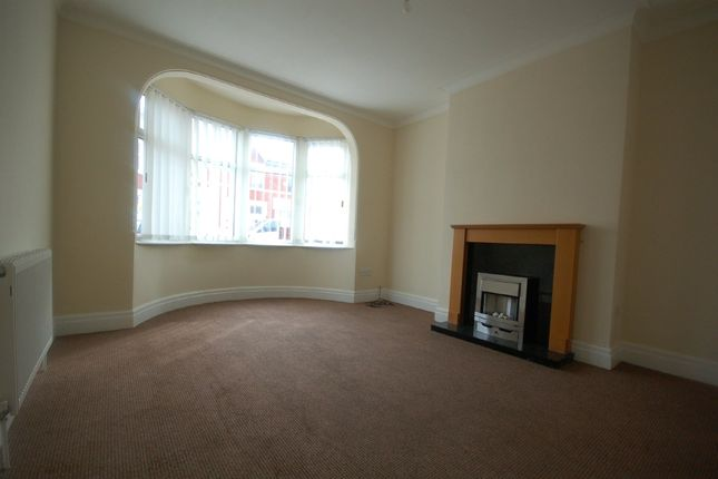 Thumbnail Terraced house to rent in Warbreck Drive, Bispham, Blackpool