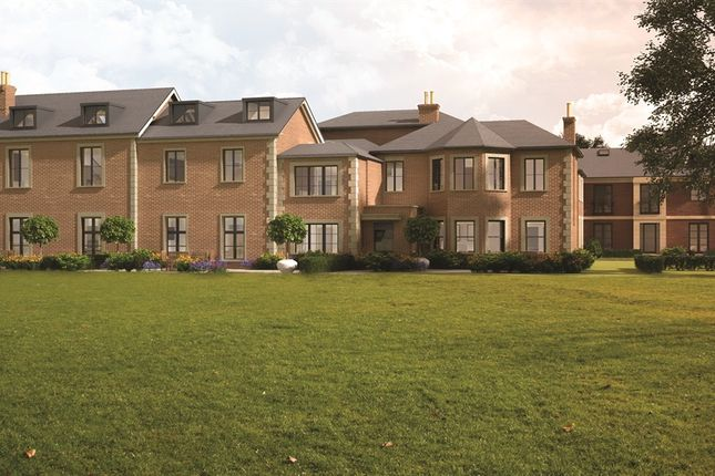 Thumbnail Flat for sale in Crown Drive, Farnham Royal, Slough