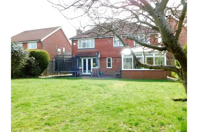 Thumbnail Detached house for sale in Wellington Park, Seaford