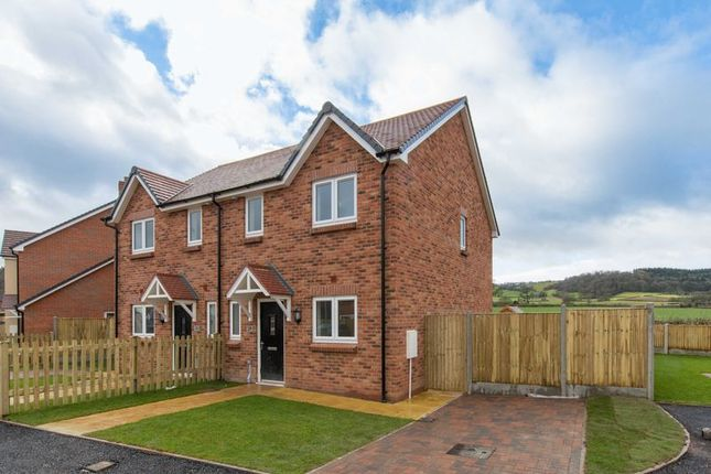 Thumbnail Property to rent in Watling Close, Canon Pyon, Hereford