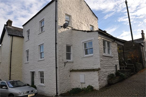 Thumbnail Town house for sale in The Butts, Alston, Cumbria.