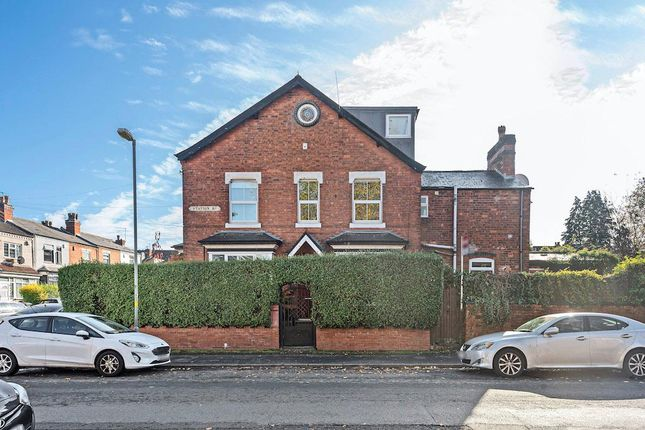 Thumbnail End terrace house for sale in Station Road, Kings Heath, Birmingham, West Midlands