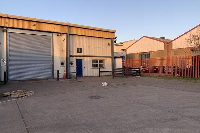 Thumbnail Light industrial to let in Unit 1 Buzzard Creek Industrial Estate, River Road, Barking, Essex