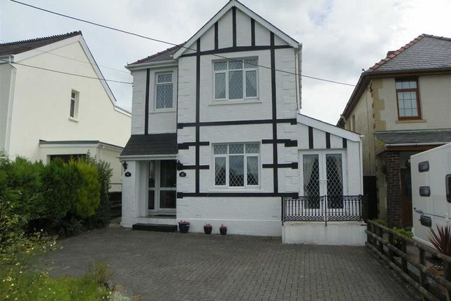 Thumbnail Detached house for sale in Llannon Road, Upper Tumble, Llanelli