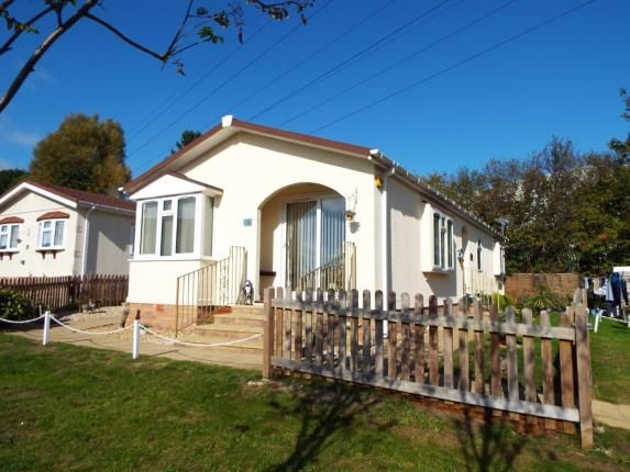 Thumbnail Mobile/park home for sale in The Triangle, Bradley Stoke, Bristol, Gloucestershire