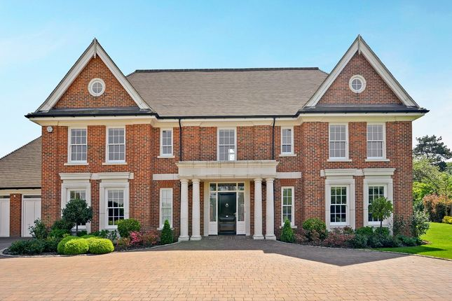 Thumbnail Detached house for sale in Woodland Way, Kingswood, Tadworth