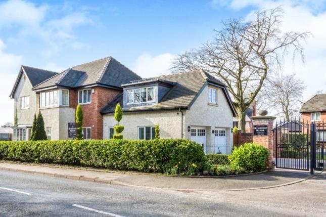 Thumbnail Detached house for sale in Grimsargh Manor, Grimsargh, Preston, Lancashire