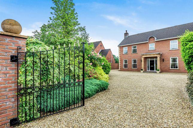 Thumbnail Detached house for sale in Pant Y Felin Road, Pontarddulais, Swansea