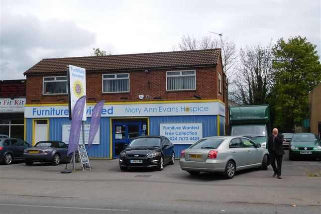Thumbnail Commercial property for sale in Mary Ann Evans Hospice Premises, Weddington Road, Nuneaton, Warwickshire