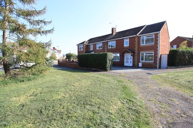 Thumbnail Semi-detached house for sale in Wilkes Avenue, Gloucester