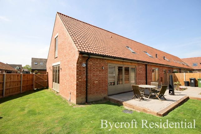 Thumbnail Barn conversion for sale in Hemsby Road, Martham, Great Yarmouth