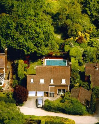 Aerial Photo of Mill Lane, High Salvington, Worthing, West Sussex BN13
