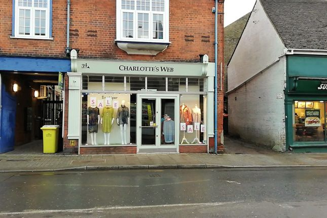 Thumbnail Retail premises to let in 34 High Street, Saint Neots