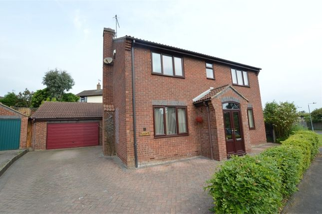 Thumbnail Detached house for sale in Hamerton Road, Hunmanby, Filey, North Yorkshire