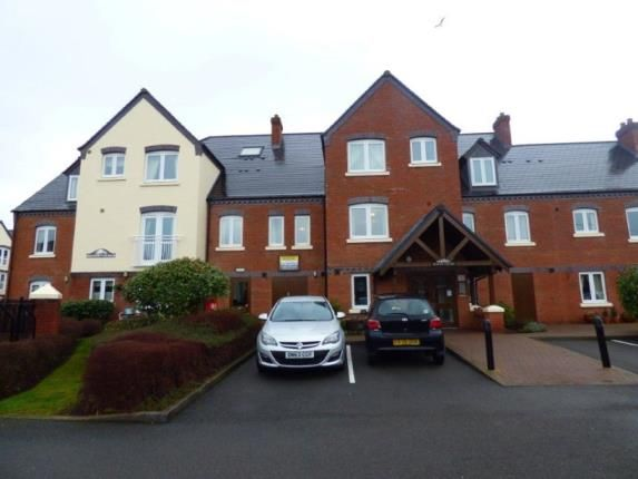 1 bed flat for sale in Penny Court, Rosy Cross, Tamworth, Staffordshire