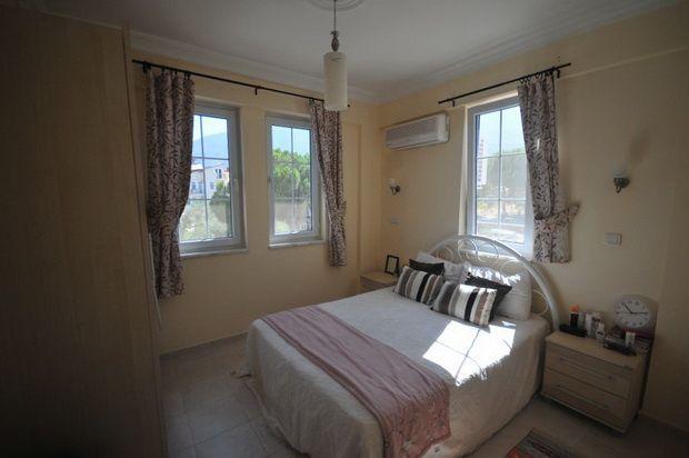 Bedroom One of Central Hisaronu (Oludeniz), Fethiye, Muğla, Aydın, Aegean, Turkey