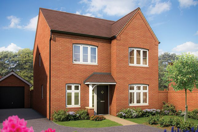 "Thumbnail Detached house for sale in ""The Juniper"" at Sowthistle Drive, Hardwicke, Gloucester"