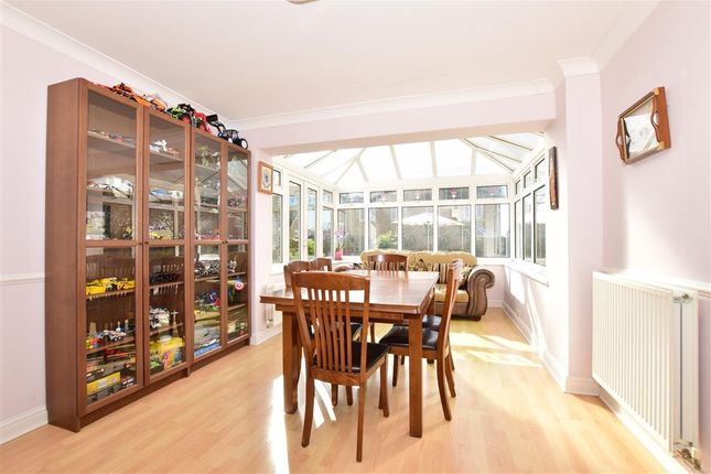 Thumbnail Detached house for sale in John Newington Close, Kennington, Ashford, Kent