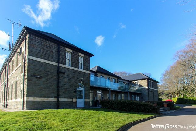 Thumbnail Flat to rent in Hensol Castle Park, Hensol, Pontyclun