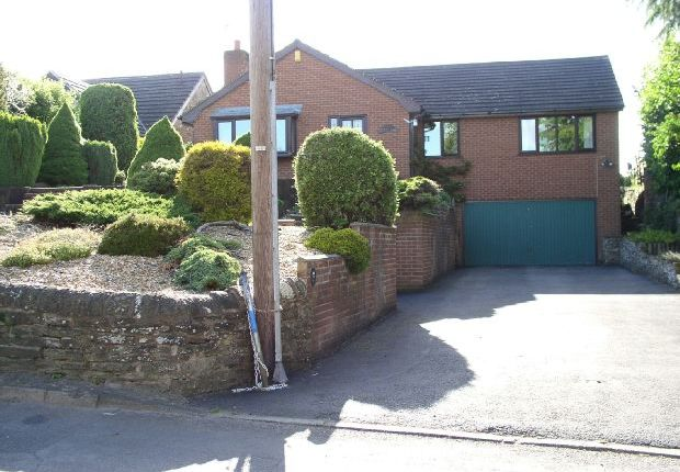 Thumbnail Bungalow for sale in Manor Road, South Wingfield, Alfreton