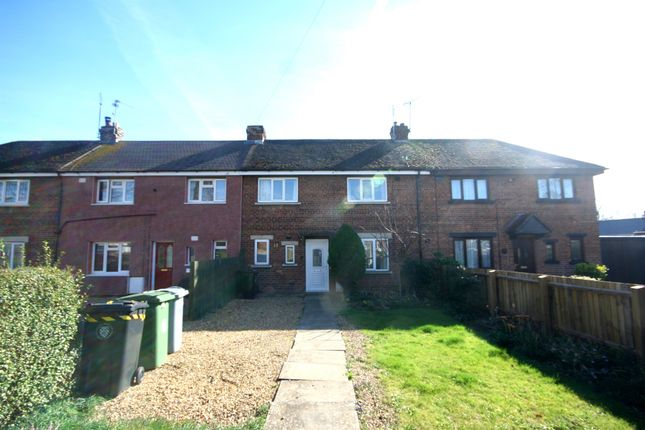 Thumbnail Terraced house for sale in Gloucester Road, Stamford
