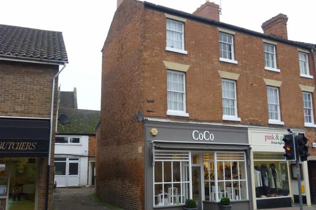Thumbnail Flat to rent in Crown Walk, High Street, Oakham