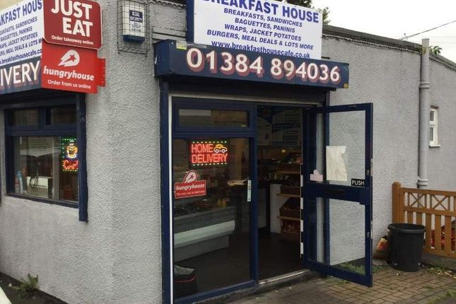 Thumbnail Retail premises for sale in 45 Stour Vale Road, Stourbridge
